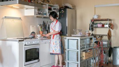 アットホームな料理教室  パリの雰囲気を感じ、 フレンチの魅力に触れる