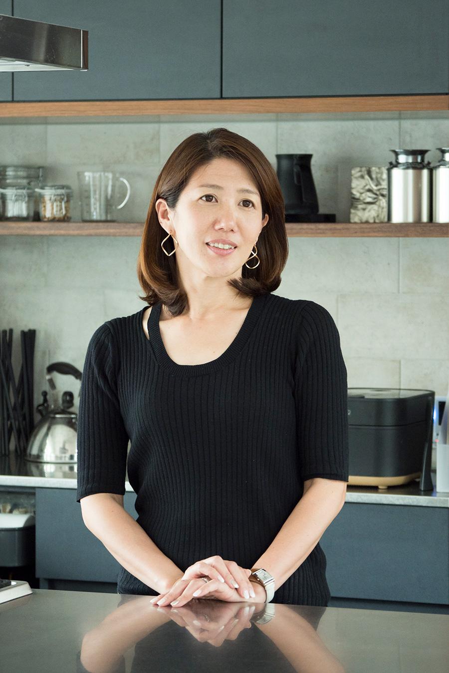 ライフオーガナイザー®森下敦子さん。片づけとともに心も整い始めた経験から、笑顔でいられる仕組みづくりをお手伝い。SMART STORAGE!
