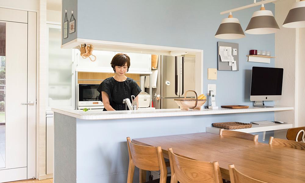 整理収納コンサルタントの余白のある家Part2  ものも動作もシンプル化して 家族の片付けを促す家に