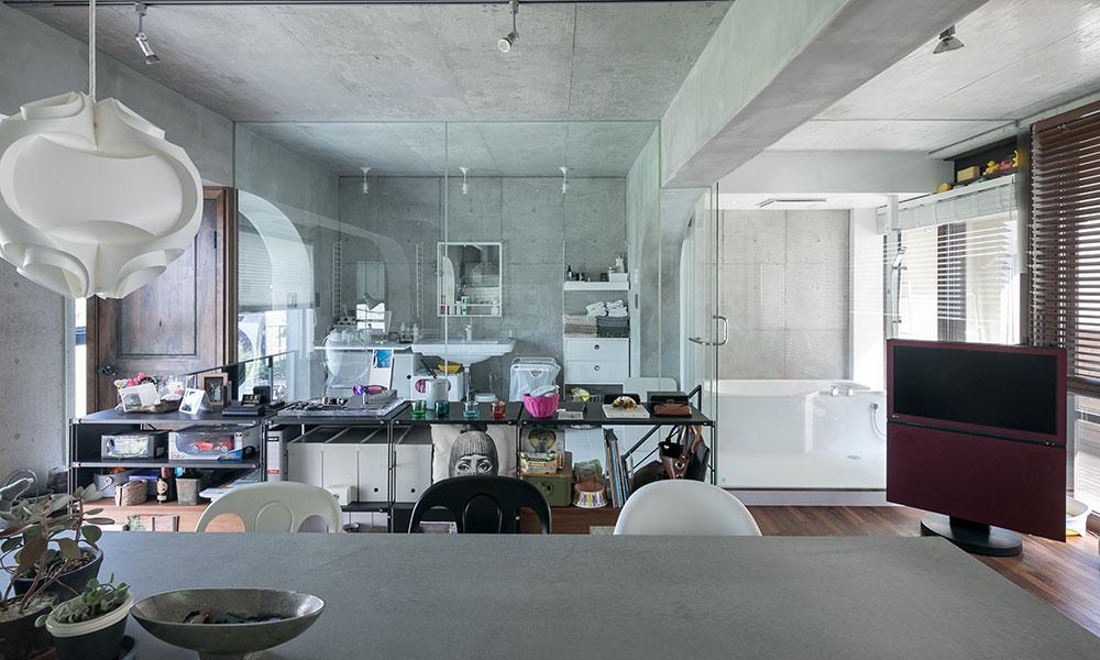 コーポラティブハウスを選択 大胆な自由設計が可能な コーポラの魅力を活かす
