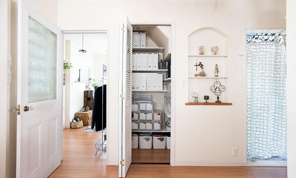 """整理収納アドバイザーのアイディアPart1  あるべきものをあるべき場所に """"ちょい置き""""でスマート生活"""