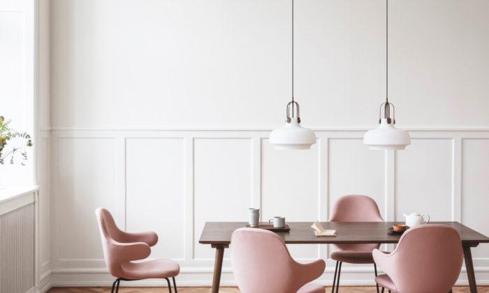 北欧の照明デンマーク発、&traditionのランプ