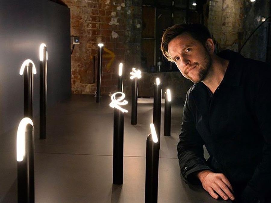イギリスのインダストリアルデザイナー、サミュエル・ウィルキンソン