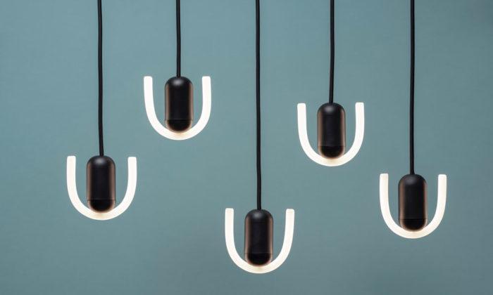 注目の照明BEEMが日本初上陸英国発、グラフィカルなLEDランプ