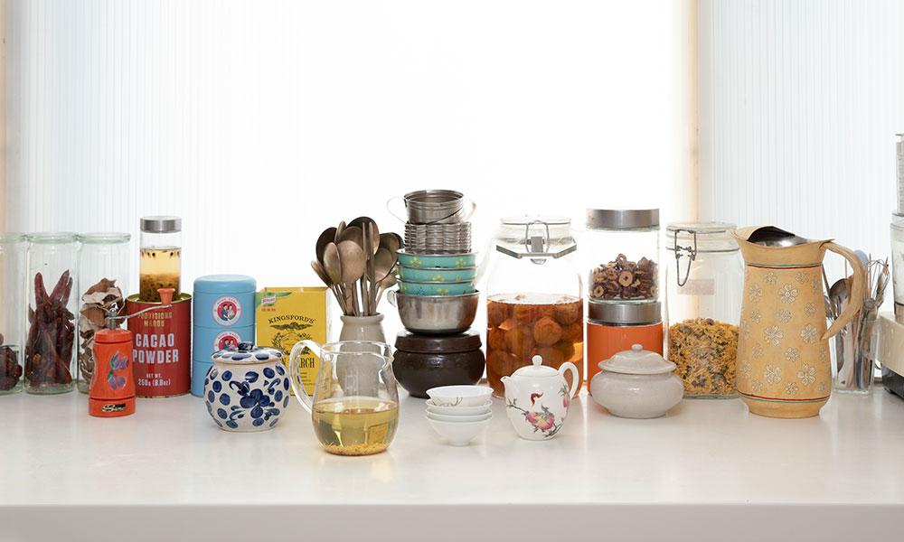 アジア料理研究家のキッチン  アジアを旅したら入手したい かわいくて役立つおすすめ道具