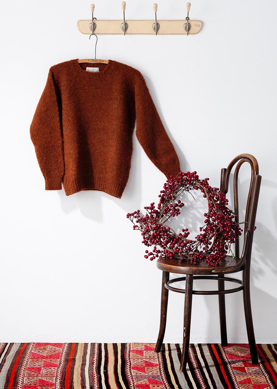 シャギードッグセーター (ラスト) ¥22,000