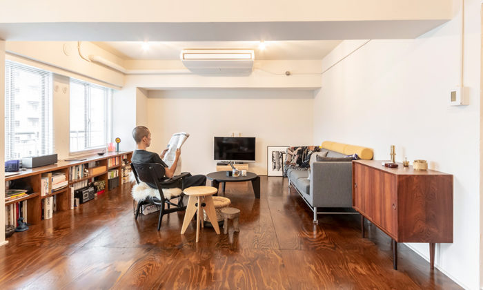 いま価値の高まるビンテージマンションかっこつけすぎないが、かっこいい。