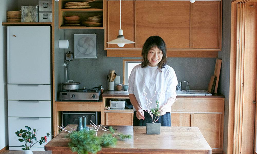 餅花で迎えるお正月 切餅で作る餅花の作り方と 素敵な飾り方を習う