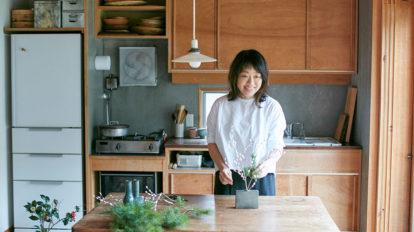 餅花で迎えるお正月紅白の餅花を素敵にかざる