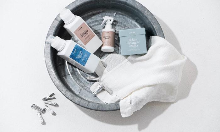 プロの洗濯術リブレ ヨコハマが開発したオリジナルのナチュラル洗剤