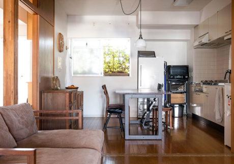 ライフオーガナイザー®の家仕事Part1古いものを活かしてシンプルな暮らしを楽しむ
