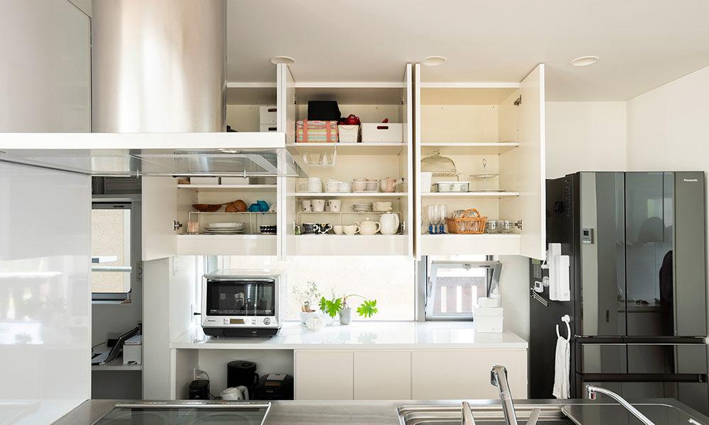 家事室から発信  心にゆとりを生む 長く続けられる収納術