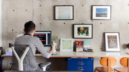 自宅を快適オフィス化  リノベで取り入れたい ワークスペースのアイデア