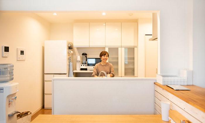 収納スタイリストのルールPart1家事も仕事もストレスフリーにダイニングキッチンの使い方