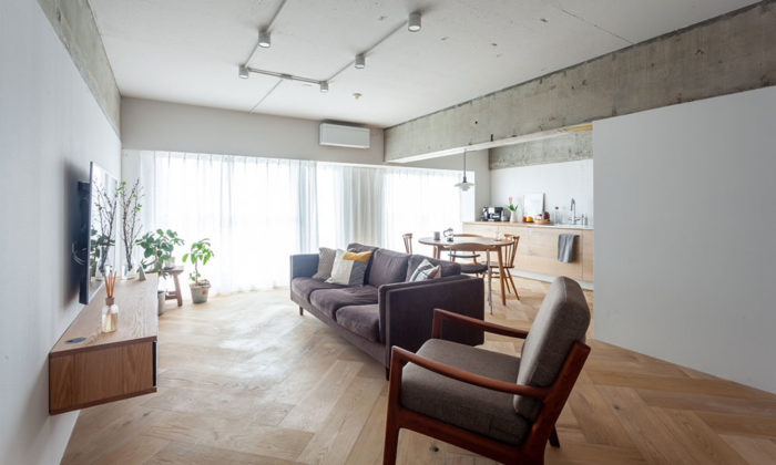 築30年のフルリノベーション意匠性と機能性を両立したヴィンテージが似合う家