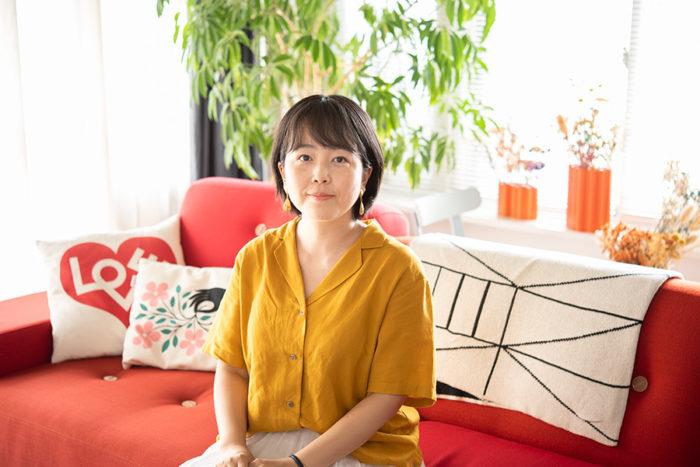 テクノロジーで豊かな暮らしを創る「LIVING TECH協会」・広報の田形梓さん。「リノベる。」ショールームで体験を。