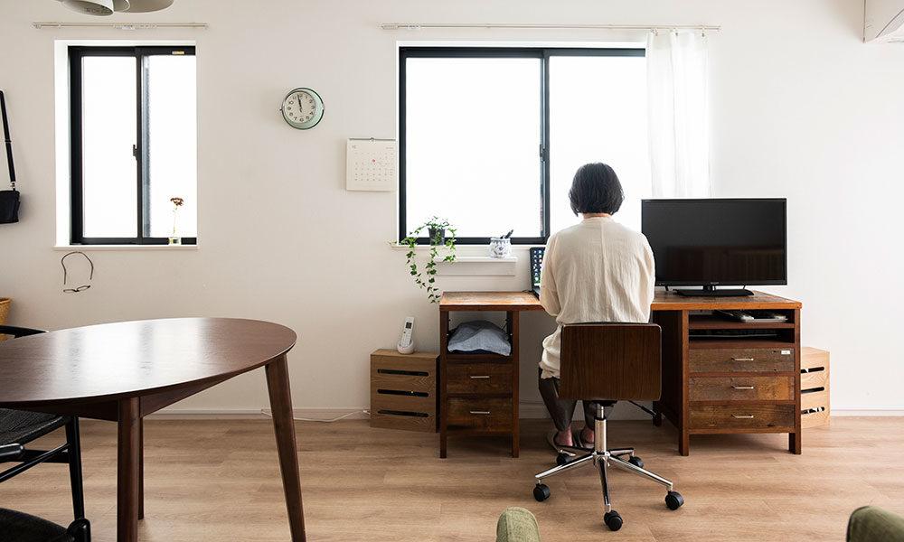 整理収納アドバイザーのアイデアPart1 新築リフォームで考えた 本当にラクできる住まい