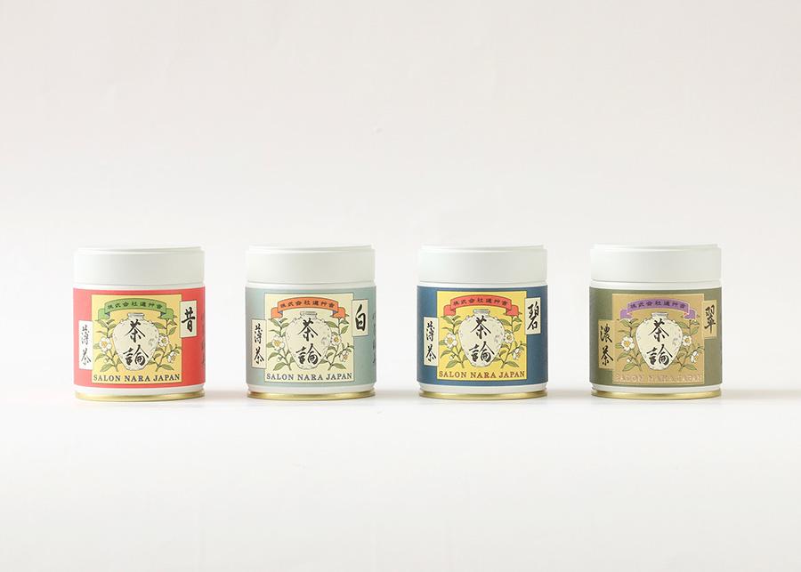 茶論オリジナルブレンド 抹茶 ¥2,500〜