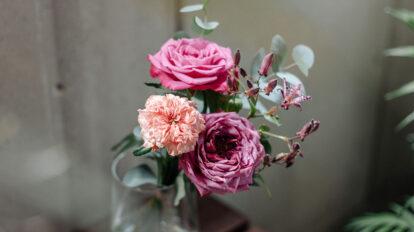 お花をサブスクで 農場から最短で花瓶へ。 生き生きと輝く花を楽しむ