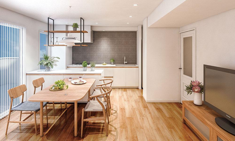 家具から始めるリノベーション  住空間をトータルで考える ACTUSの定額制リノベ