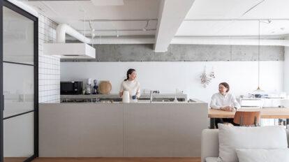 夫婦2人の75㎡リノベーション 季節の手仕事をして健やかに暮らす家