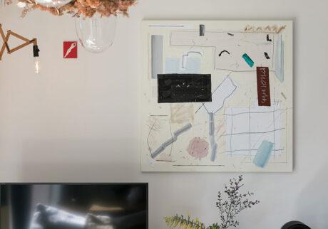 アートをもっと身近にアートを飾れる家を作り作品をじっくりと集める