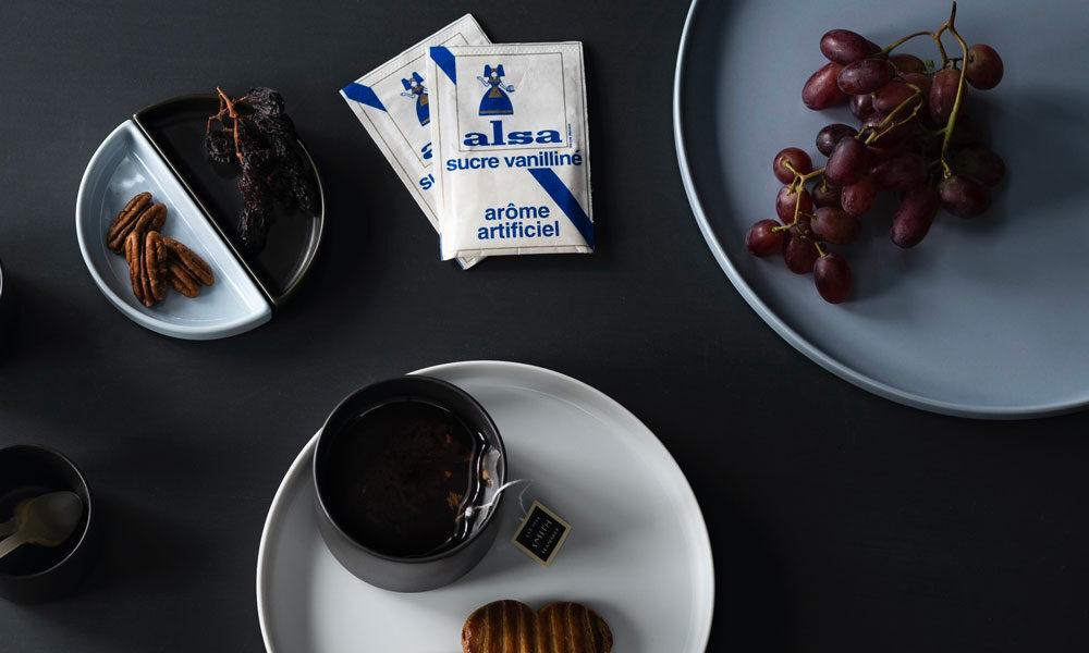 食器やインテリアとしても使える トマス・アロンソによる ジオメトリックな有田焼