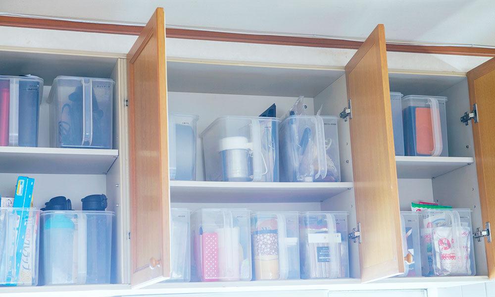 カリスマ整理収納アドバイザーの片づけPart1  枠をつくって住所を確保 キレイが保たれる水まわり
