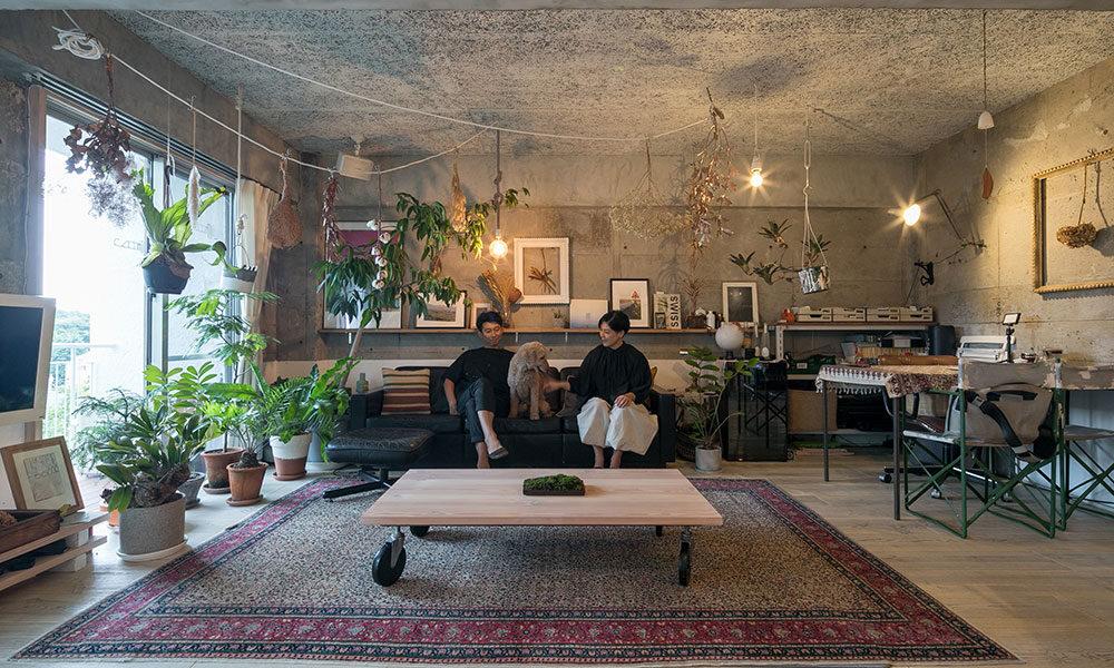 建築家が自邸をリノベーション 住みながら手を加え愛着のある家を作っていく